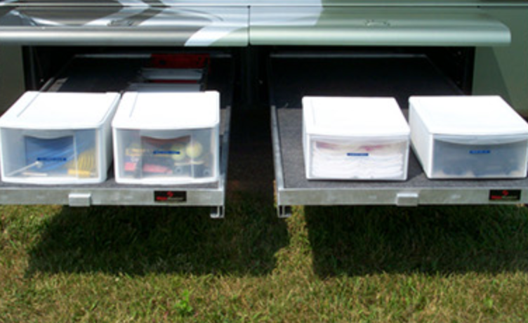 RV Cargo Slides - SlideMaster